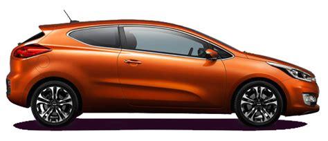Kia Ceed Orange Kia Pro Cee D Arnold Clark