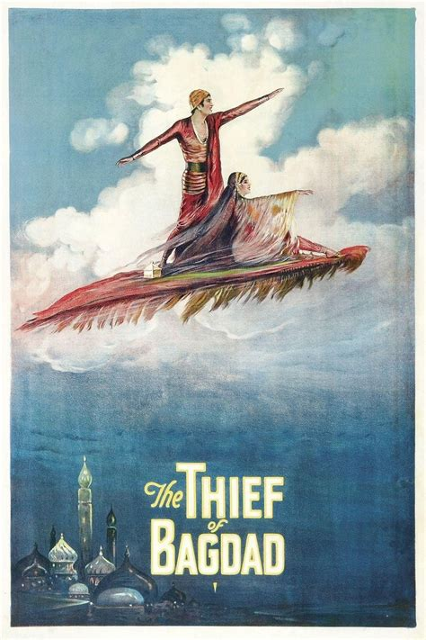 The Thief Of Bagdad the thief of bagdad 1924 posters the database