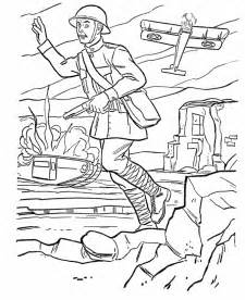 armed forces day coloring page us army world war i