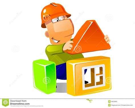 home builder free building a house with construction modules stock photos