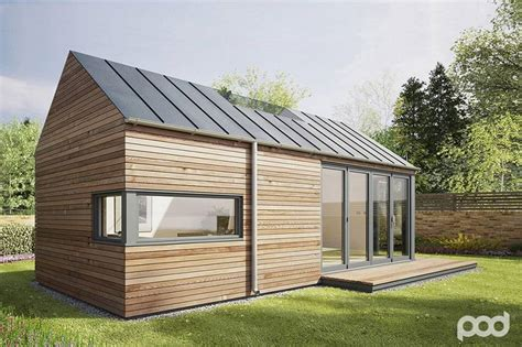 Prefab Tiny House Plans with these pop up modular pods you can live anywhere in