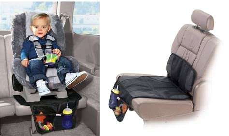 Munchkin Auto Seat Protector munchkin auto seat protector or backseat organizer for