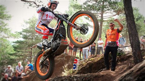 Trial Motorrad T V by Fim Trial World Chionship Trial Gp De Andorra 2015