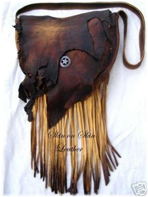 Handmade Leather Purses And Handbags - made leather designer handbag vintage look deerskin