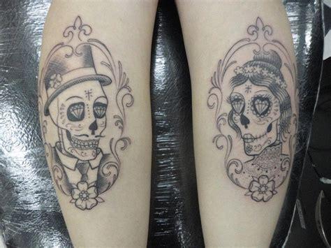 banzai tattoo marcos palmito banzai tatto sugar skull