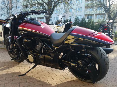 Motorrad Suzuki Chemnitz by Umgebautes Motorrad Suzuki Intruder M1600 Von Motorrad