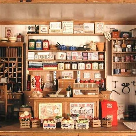 dollhouse store 121 best images about general stores in miniature on