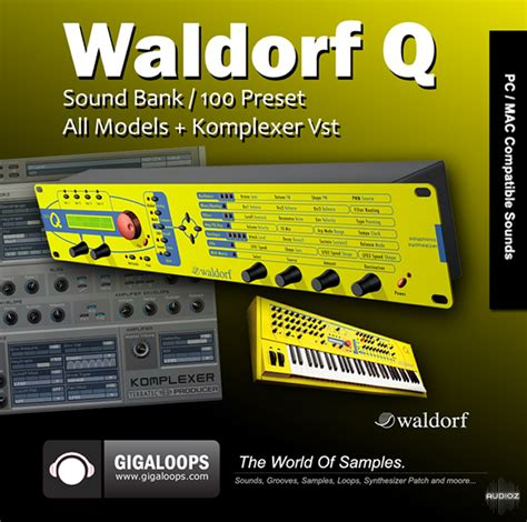 sound bank giga loops waldorf q komplexer vst sound bank