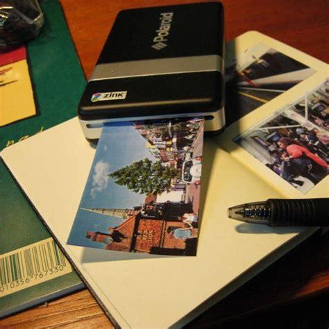 pogo mobile polaroid pogo instant mobile printer things mobile