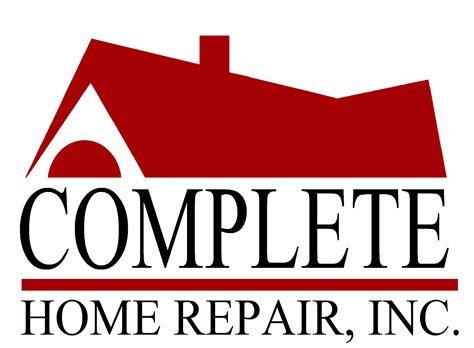 complete home repair inc a site