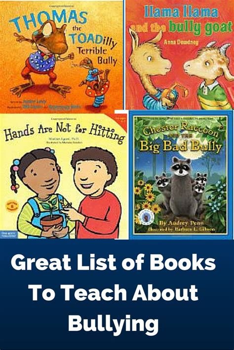 picture books that teach idea best 25 books about bullying ideas on bully