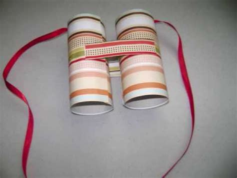 How To Make A Telescope With Toilet Paper Rolls - how to make toilet paper rolls binoculars ep