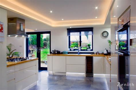 Kitchen Extensions Ideas Photos Zenith Architecture Oxford Bungalow Extension Remodeliing