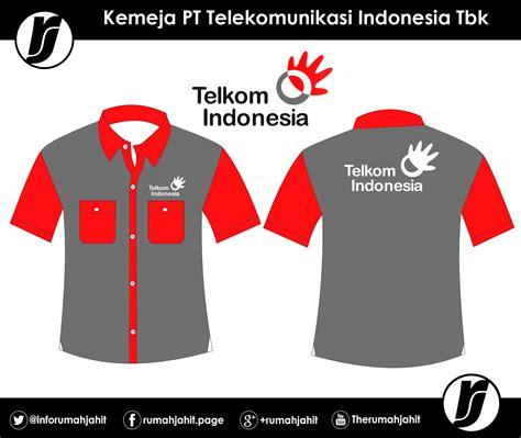 Seragam Telkom kemeja pt telkom indonesia mitra pengadaan seragam no 1