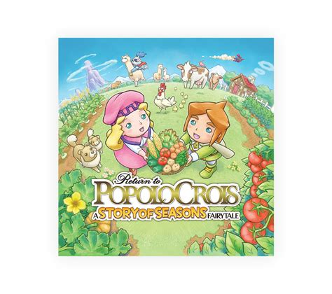 Return To Popolocrois A Story Of Seasons Fairytale Nintendo 3ds return to popolocrois a story of seasons fairytale recensione nintendo 3ds