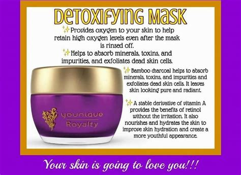 Detox Mask Make You Out At Firstr 1013 best younique images on masks make up