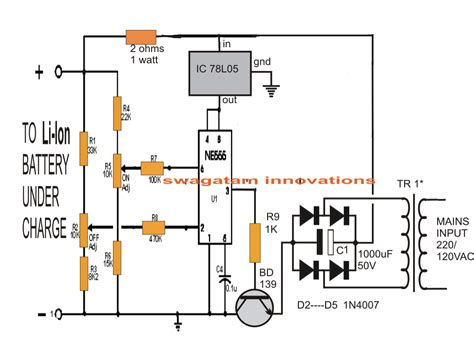 Smart Fast Charger 12v 10a Baru li ion battery charger circuit using ic 555 circuit