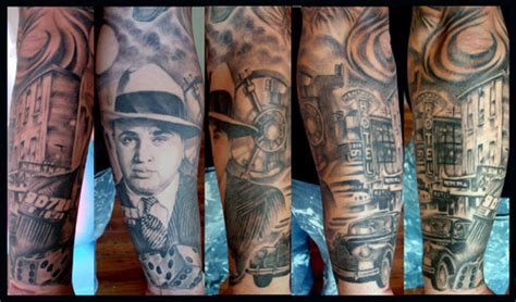 al capone tattoos 187 julio rodriguez makin it work