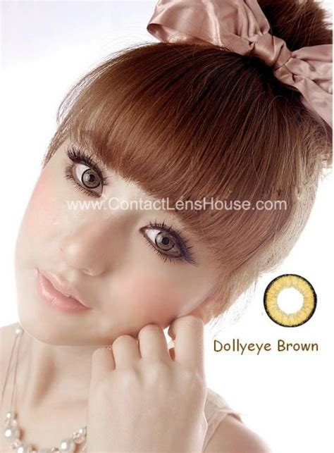 The Dolly Eye Black dueba dolly eye contact lens at special pricing