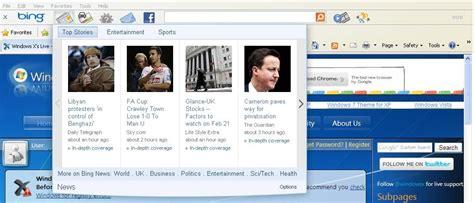bing bar bing browser toolbar mit msn news und bing news latest news photos videos on bing news ndtvcom