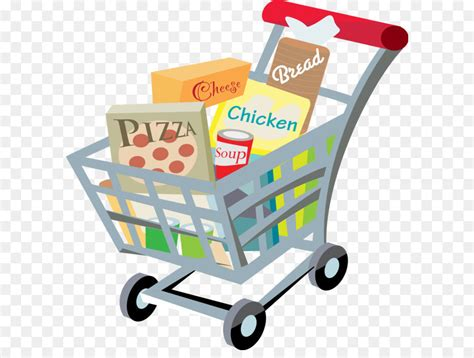 grocery store clipart grocery store shopping cart supermarket clip
