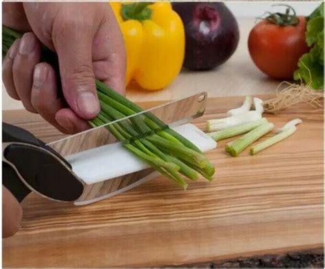 Jual Pisau Dapur Bandung jual beli clever cutter pisau dapur pisau gunting