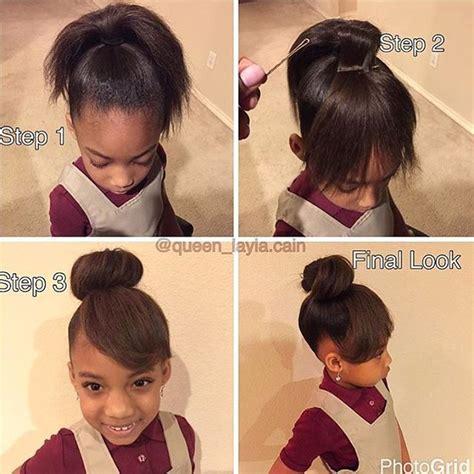 hairstyles fake bangs 154 best kid hairstyles images on pinterest
