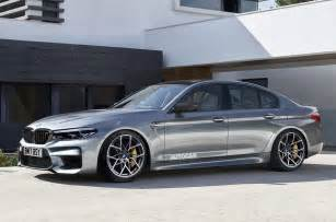 Bmw M5 2017 New Bmw M5 To Get 600bhp And Four Wheel Drive Autocar