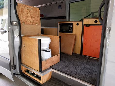 Composting Toilet Smell by Do Composting Toilets Smell Bad Sprinter Adventure Van