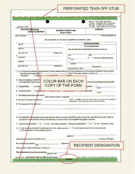 Mi Court Of Appeals Search Michigan Court Of Appeals Notice Images