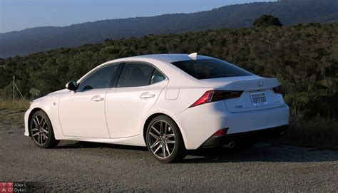 lexus sport 2015 lexus is 350 f sport review with