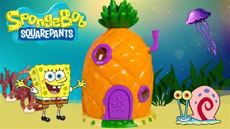 spongebob house spongebob squarepants pineapple house playset spongebob house la casa de bob