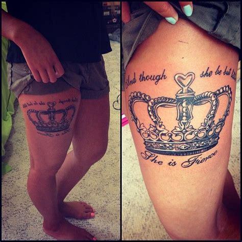 tattoo piercing queen street crown tattoo for women google search tattoooooooos