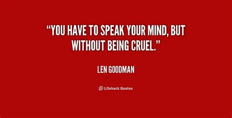 Your Speaks Your Mind quotes about speaking your mind quotesgram
