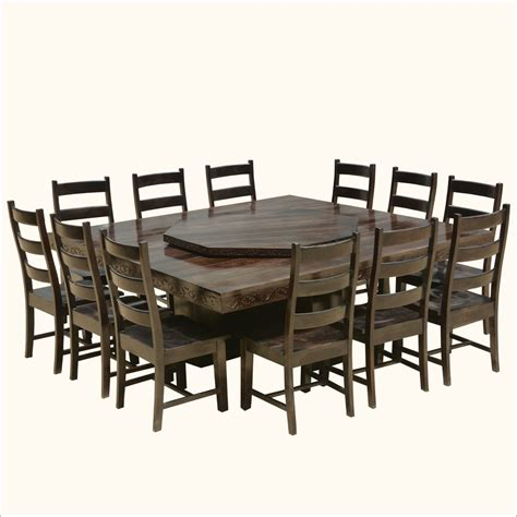 round dining room tables seats 8 dining room contemporary 8 to 12 seater dining table big