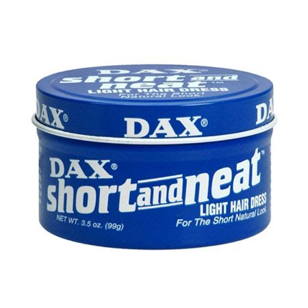 Pomade Neat dax pomade and neat sunsetstar