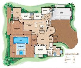 Florida Custom Home Plans inspiration custom homes floor plans