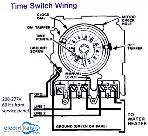 water heater switch wiring diagram wiring diagram