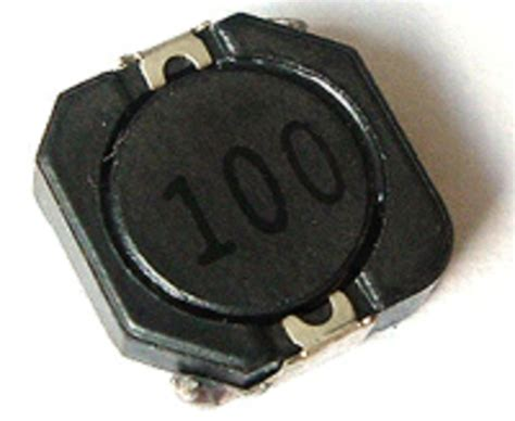 how to identify surface mount inductor 10uh 30 surface mount smt inductor ctcdrh104r 100 12