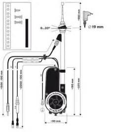mercedes hirschmann antenna ebay