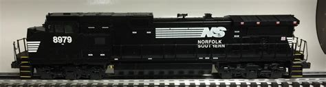 Norfolk Southern Background Check Lionel 18255 Norfolk Southern Dash 9 With Original Box O Railroading On Line Forum