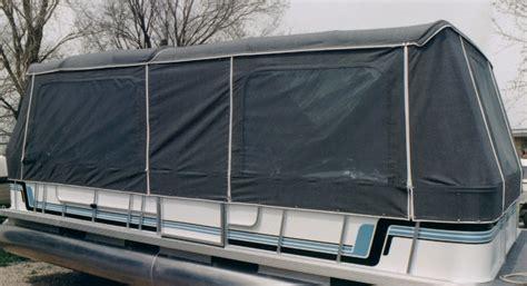 diy pontoon enclosure pontoon boat tent green pontoon boat cover with pontoon
