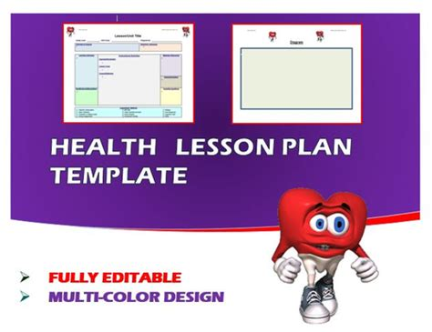 health lesson plan template early years personal social and health education teaching