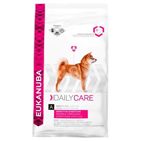 the scoop on pet food digestion eukanuba sensitive digestion dog food
