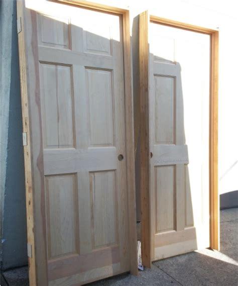 Installing Prehung Interior Door by How To Install A Wooden Door Photo Album Woonv