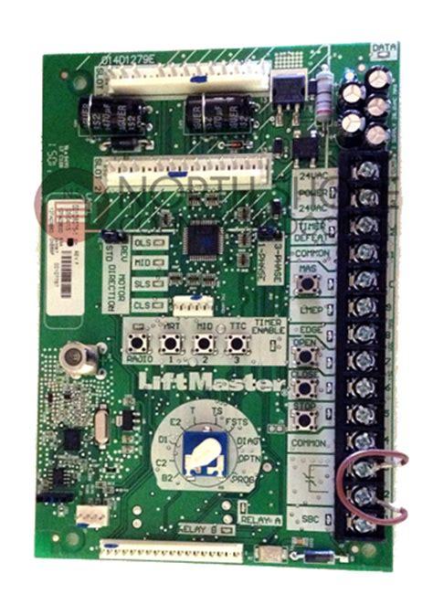 Garage Door Opener Logic Board Liftmaster Commercial Garage Door Opener Logic Board L5 K001d8075 1