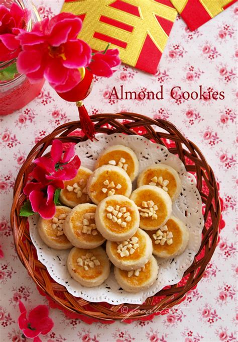 easy to bake new year cookies almond cookies food 4tots recipes for toddlers