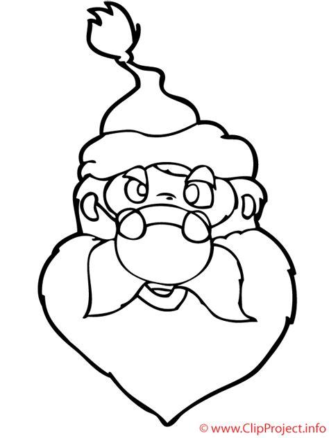 dibujo de cara de pap 225 noel para colorear dibujos net cara de papa noel dibujo para colorear gratis