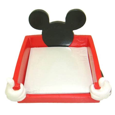 Mickey Mouse Office Supplies by Mickey Mouse Ears Notepad Holder Monogram Mickey Mouse