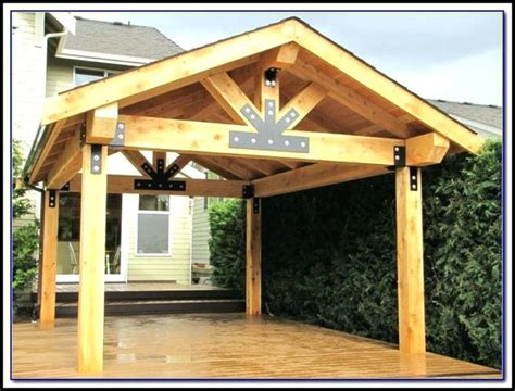 Free Patio Cover Design Plans Free Standing Patio Cover Plans Home Design Ideas And Pictures